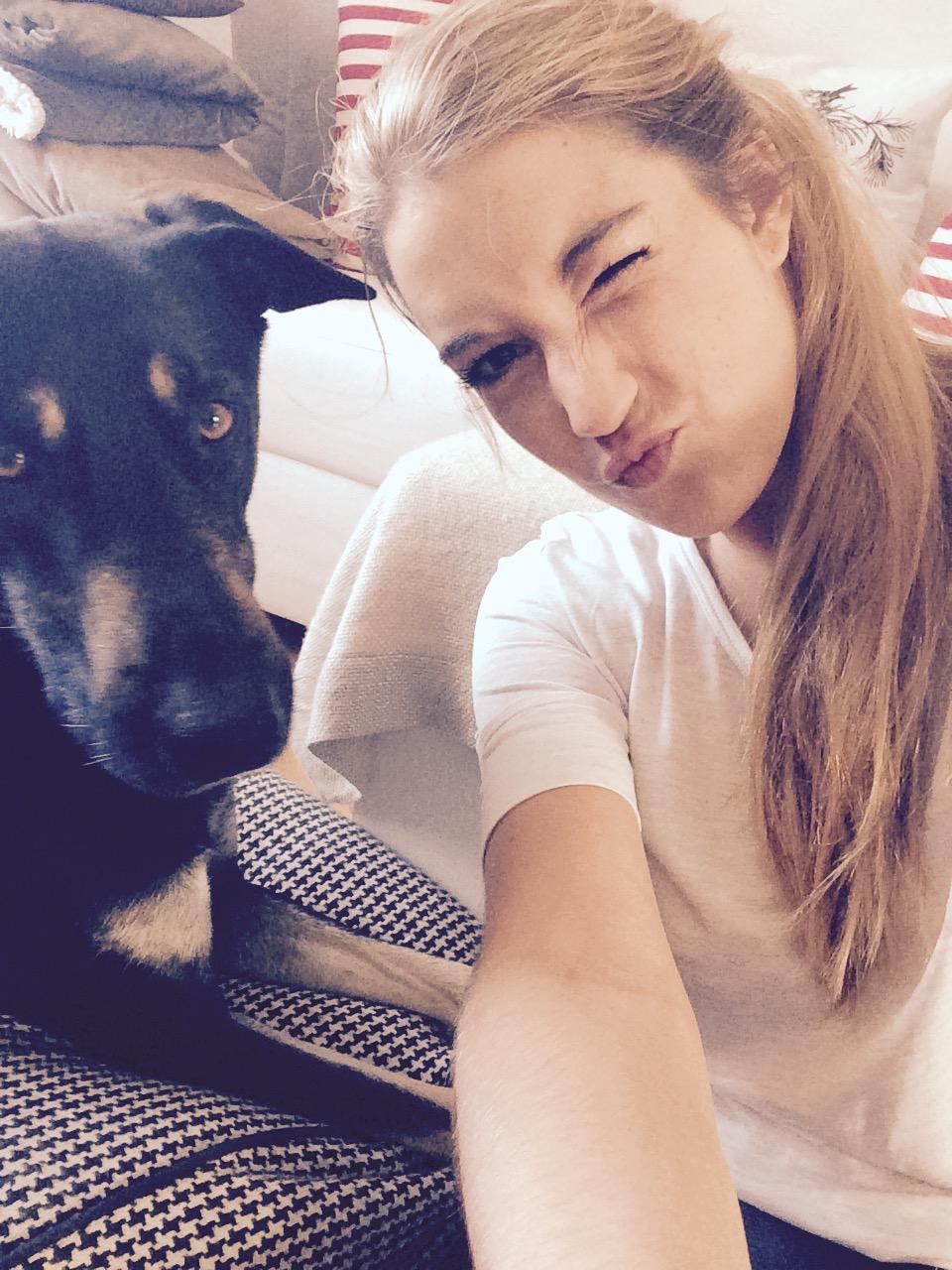 Der tollste und schönste Hund der Welt!